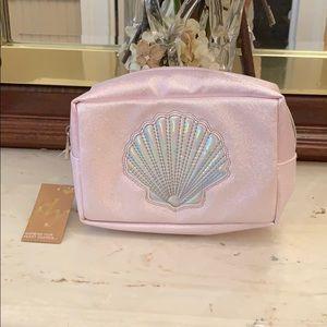 Light Pink Cosmetic Bag